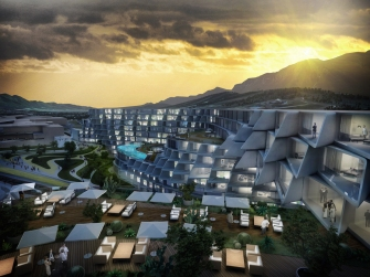 Esfera City Monterrey - Zaha Hadid Architects