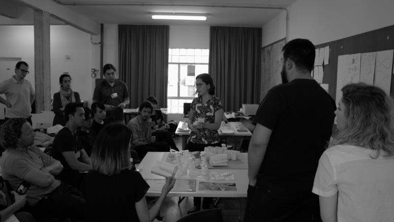 2015 AA Visiting School SÃO PAULO SKYLINE – UNStudio –WORKS