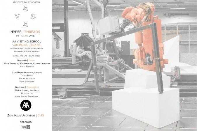 AAVS 2016 – Zaha Hadid Codeteam